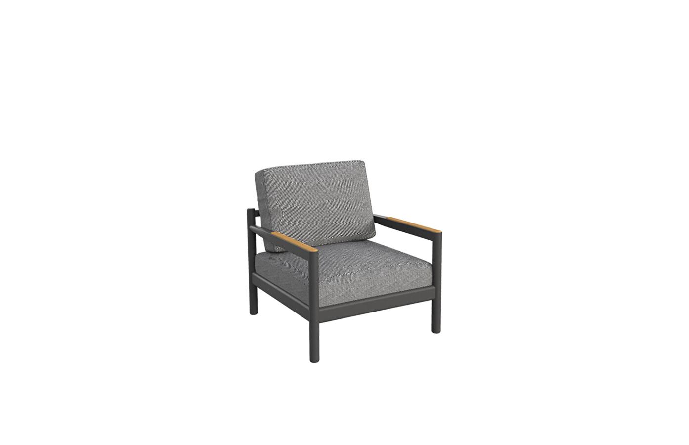 Constania Single Sofa
