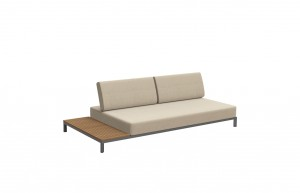 Moore Right 3-Seater Sofa