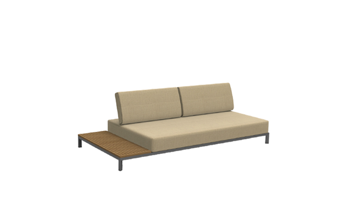 Moore Right 2-Seater Sofa