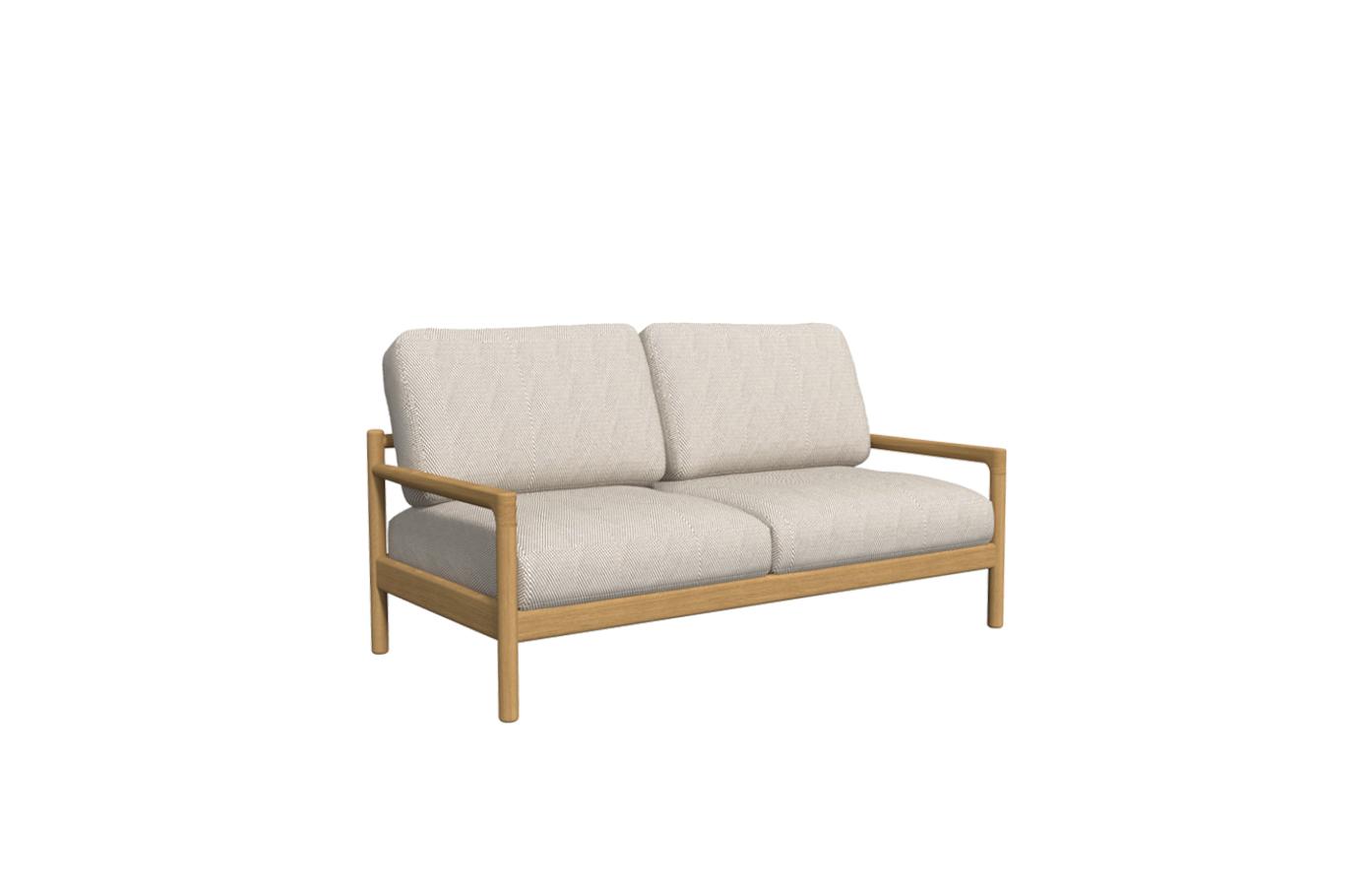 Comforteak 2-Seater Sofa