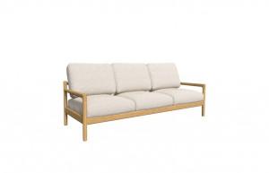 Comforteak 3-Seater Sofa
