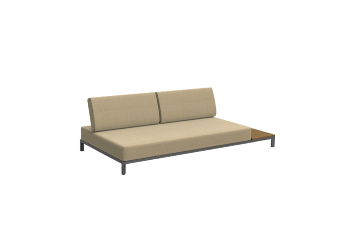 Moore Left 2-Seater Sofa