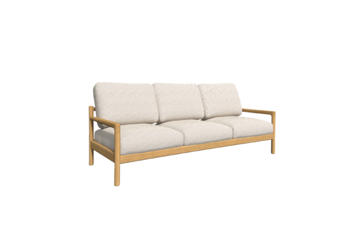 Comforteak 3-Seater Sofa