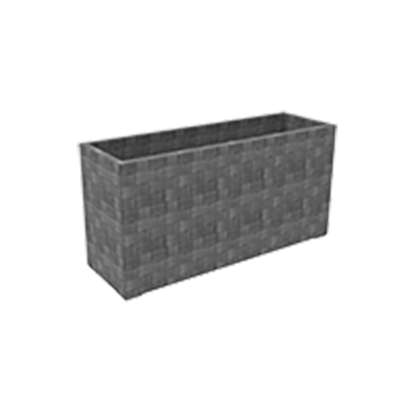 Factory wholesale Outdoor Balcony Furniture - TATTA RECTANGULAR PLANTER – Artie