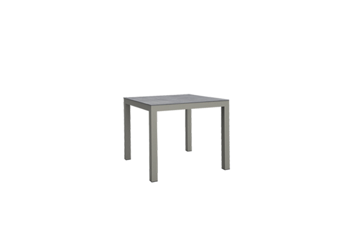 Tatta Square cin abinci Table
