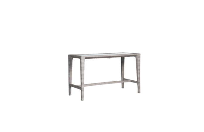 Dynasty Rectangle Bar Table