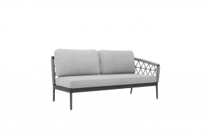 Muses Left 2-Seater Sofa