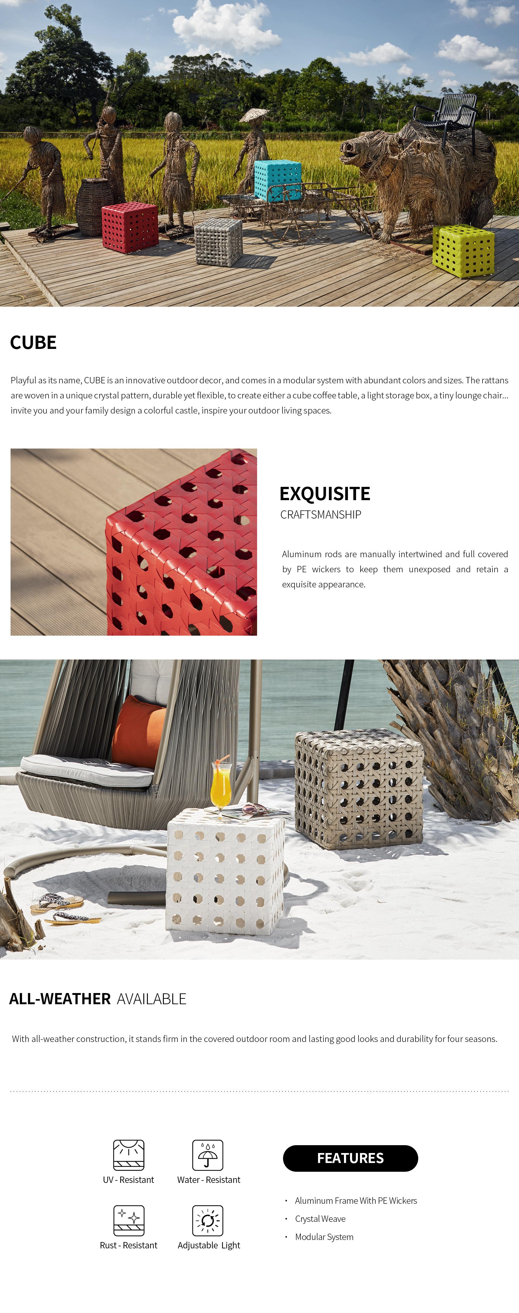Cube详情页