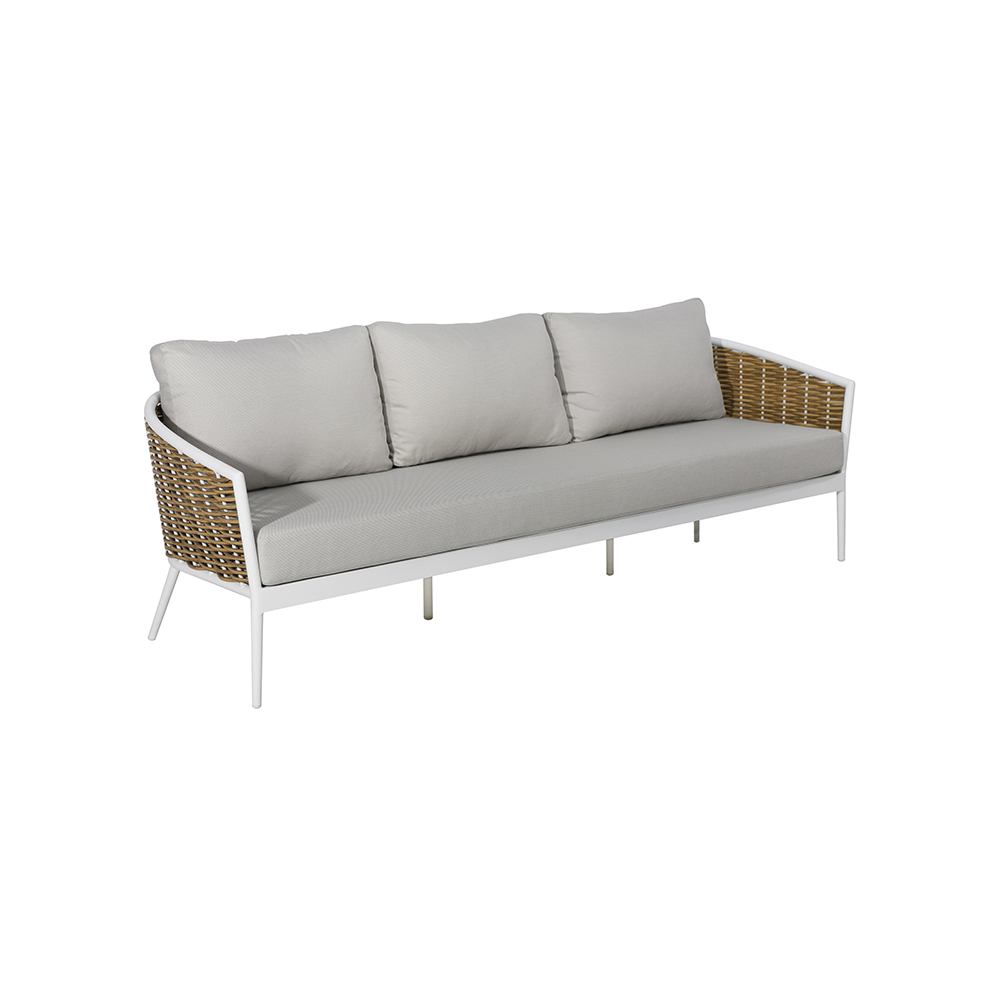 Professional China China Leisure Garden Furniture Aluminum Outdoor Patio Seating Sofa for Home